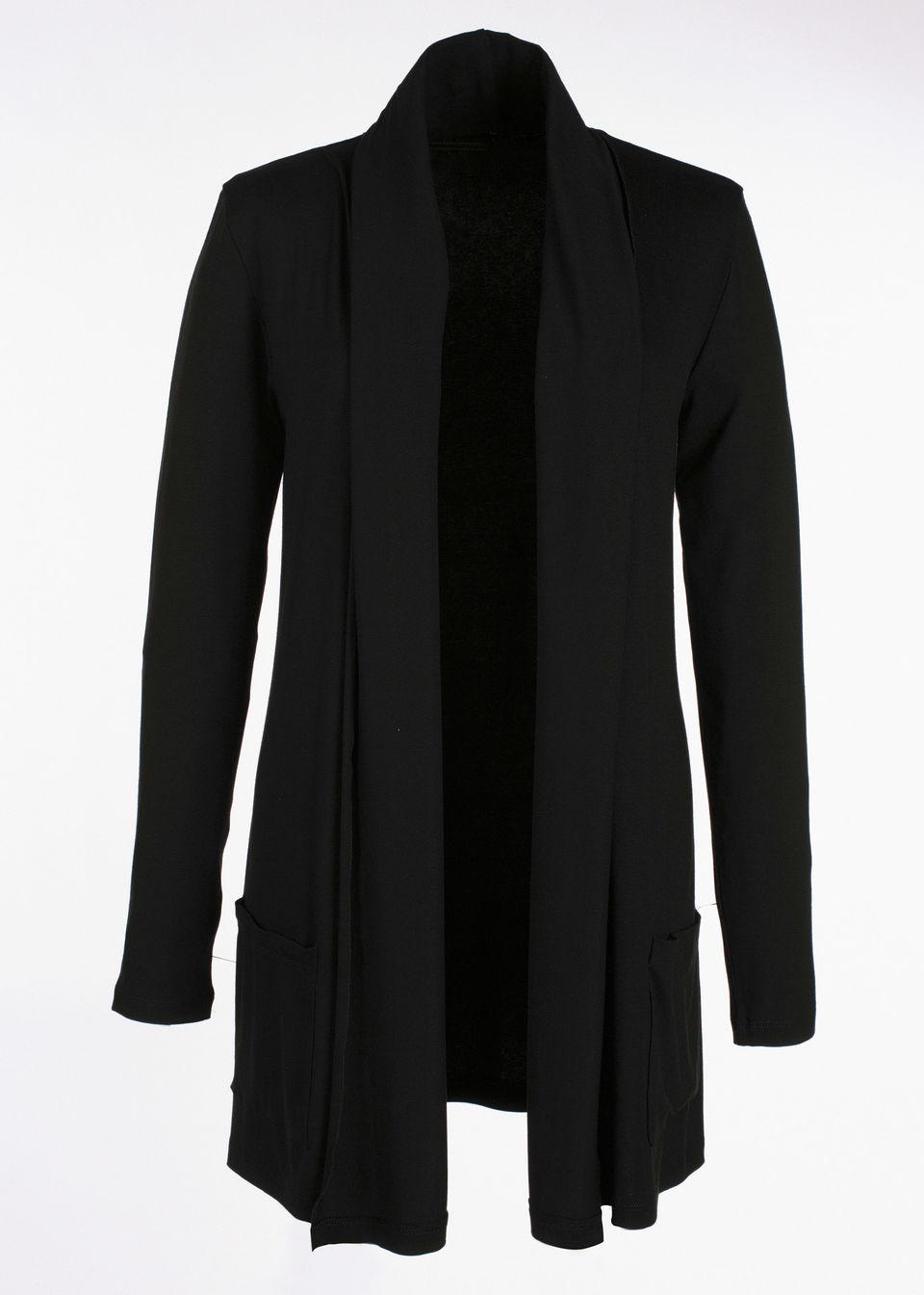 Куртка трикотажная удлиненная от bonprix