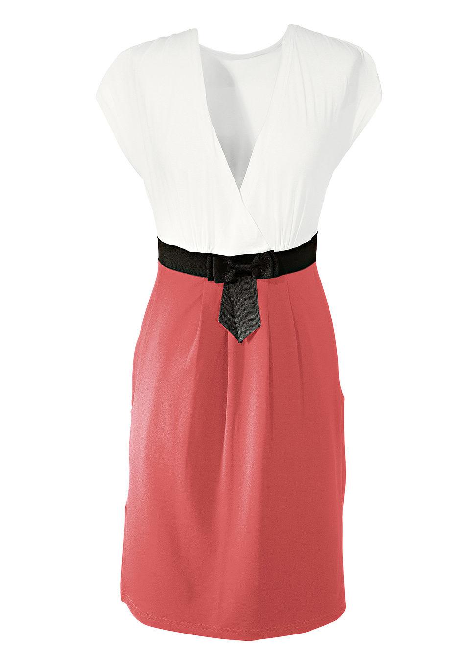 Трикотажное платье от bonprix