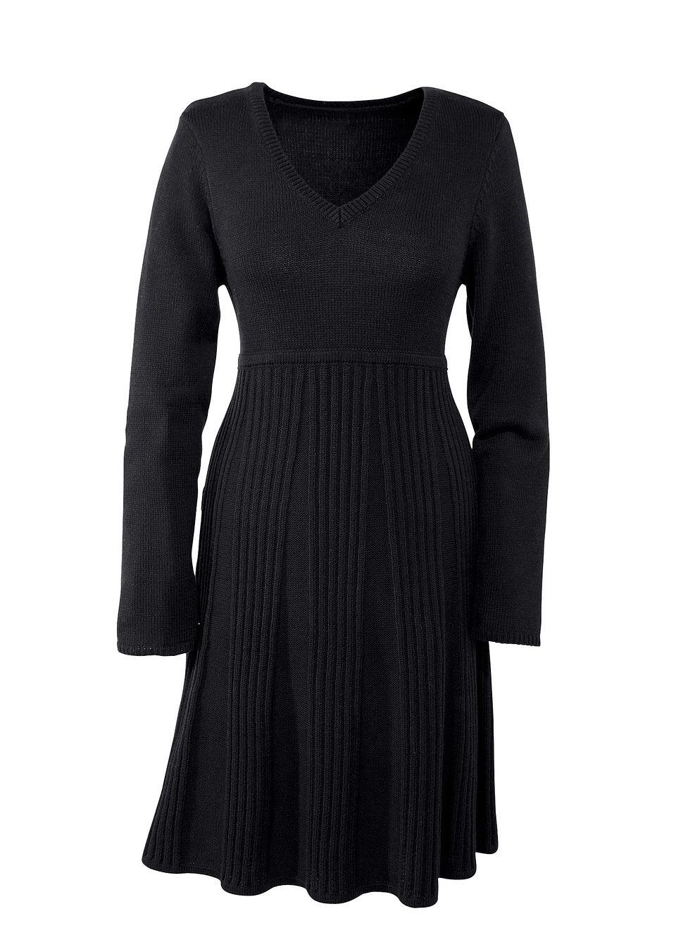 Платье вязаное от bonprix