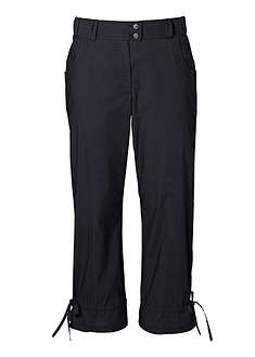Pantaloni stretch 7/8 bpc bonprix collection 35