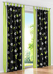 "Draperie ""Fotbal"" (pachet 1) verde bpc living bonprix collection 0"