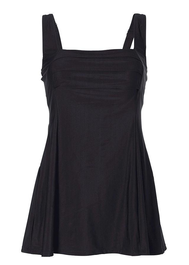 Alakformáló fürdőruhás ruha fekete • 9999.0 Ft • bonprix 83d8a806a4