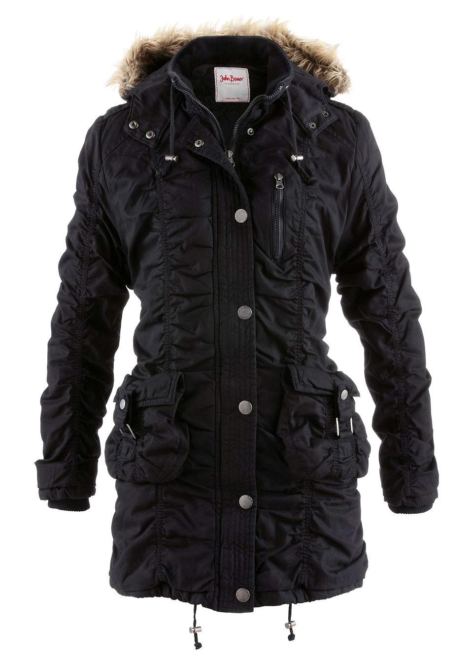 Зимняя куртка от bonprix