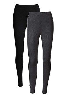 Sztreccs legging (2 db-os csomag) bpc bonprix collection 7