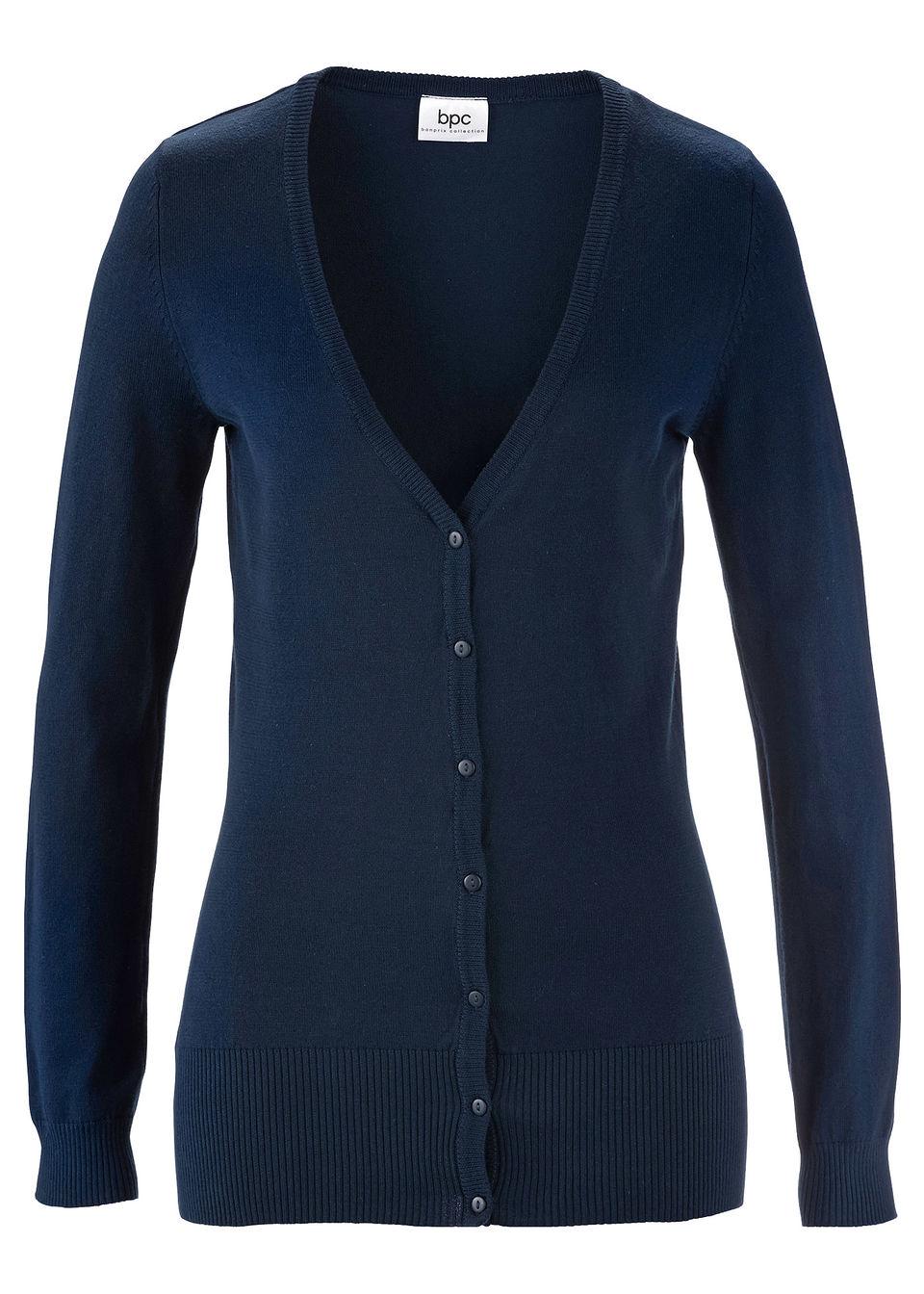 Jachetă tricotată bonprix