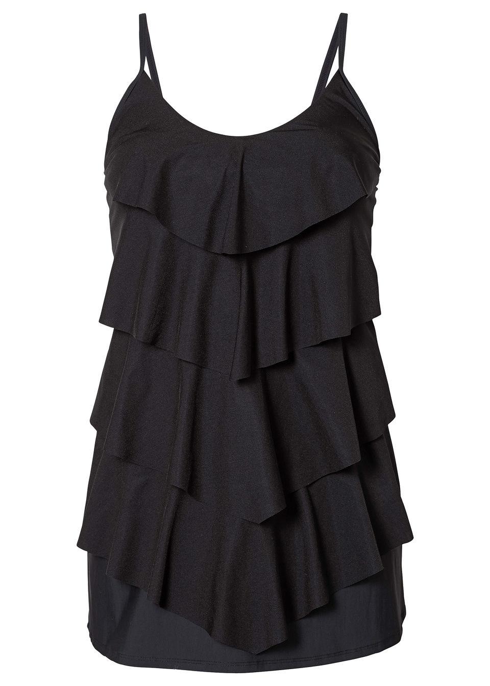 Платье купальное, формирующее, Level 1 от bonprix