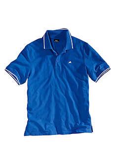 Shirt polo lazurowy niebieski Z