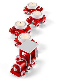 """Gyertyatartó """"Karácsonyi vonat"""" (5-részes)-bpc living"""