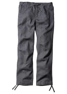 Pantaloni drepţi din in, Regular Fit bpc bonprix collection 31