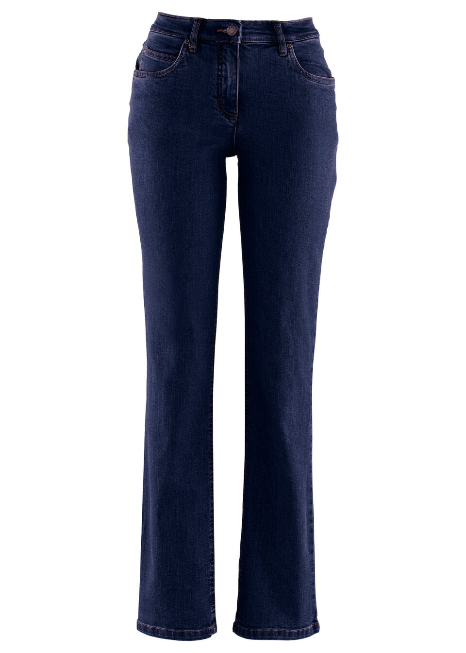 Хит продаж: джинсы-стретч STRAIGHT от bonprix