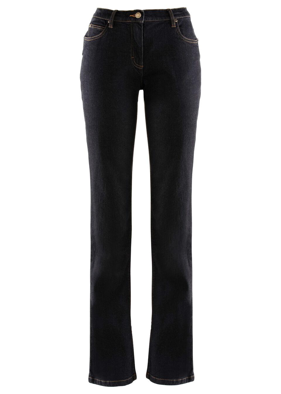 Strečové džínsy STRAIGHT svetlomodrá • 19.99 € • bonprix 46880f5b2bc