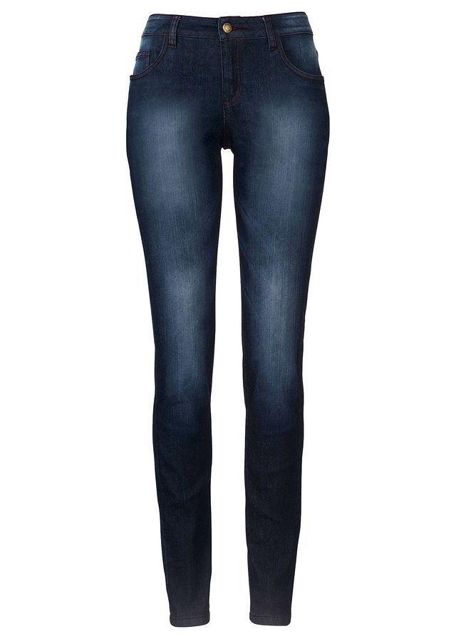 Удобные джинсы-стретч SKINNY темно-синий • 349.0 грн • bonprix 888083d767830