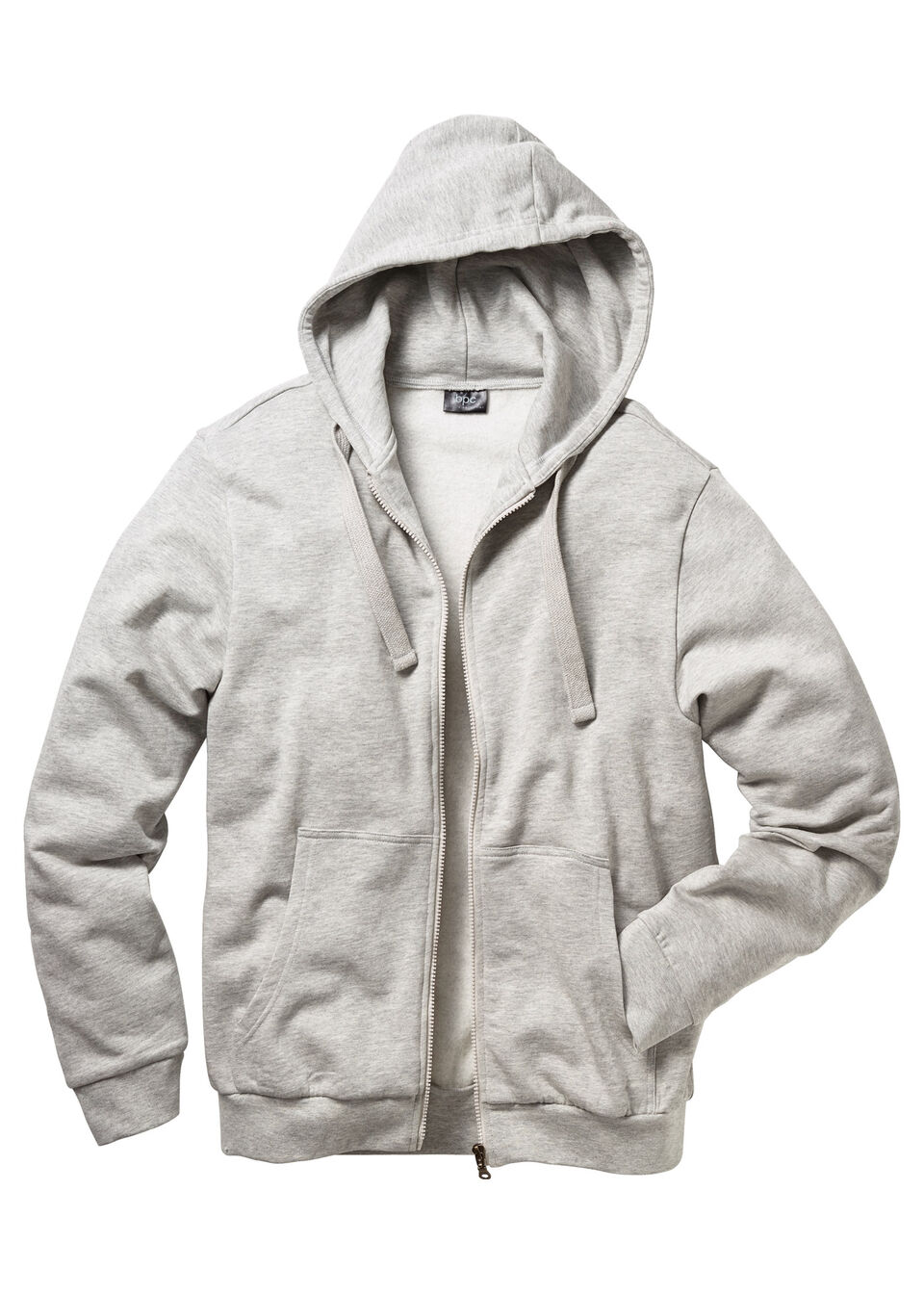 Куртка трикотажная с капюшоном от bonprix