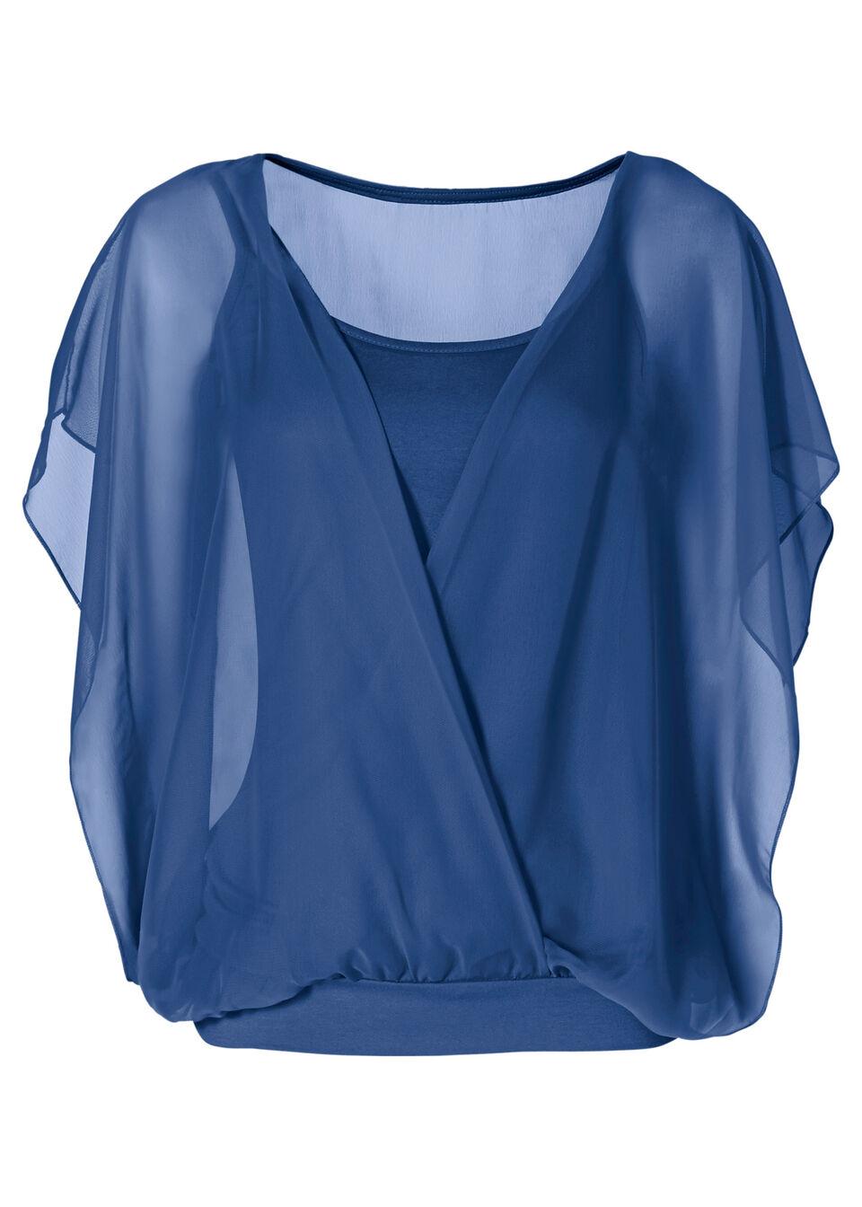Блузка трикотажная от bonprix