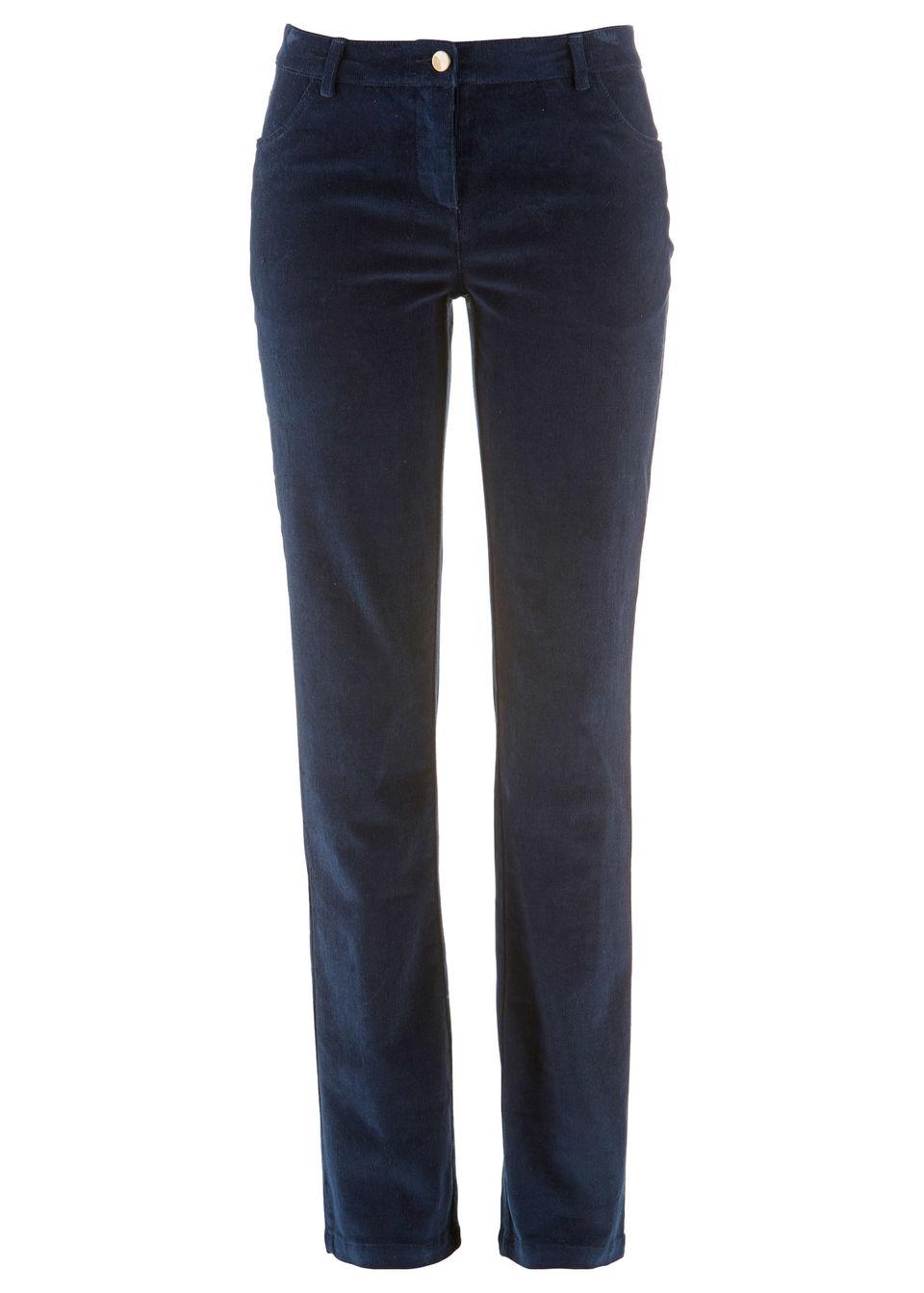 Pantaloni stretch raiaţi bonprix