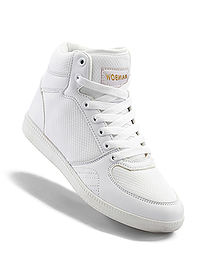 Ghete casual alb RAINBOW 0