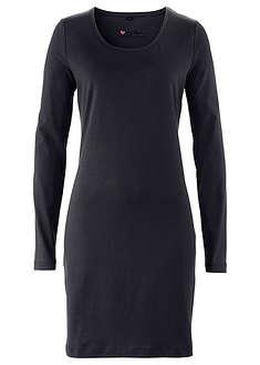 4f3e8451804c Strečové úpletové šaty s dlhým rukávom bpc bonprix collection od 7