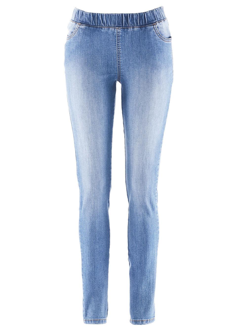 Pantaloni Jeggings bonprix