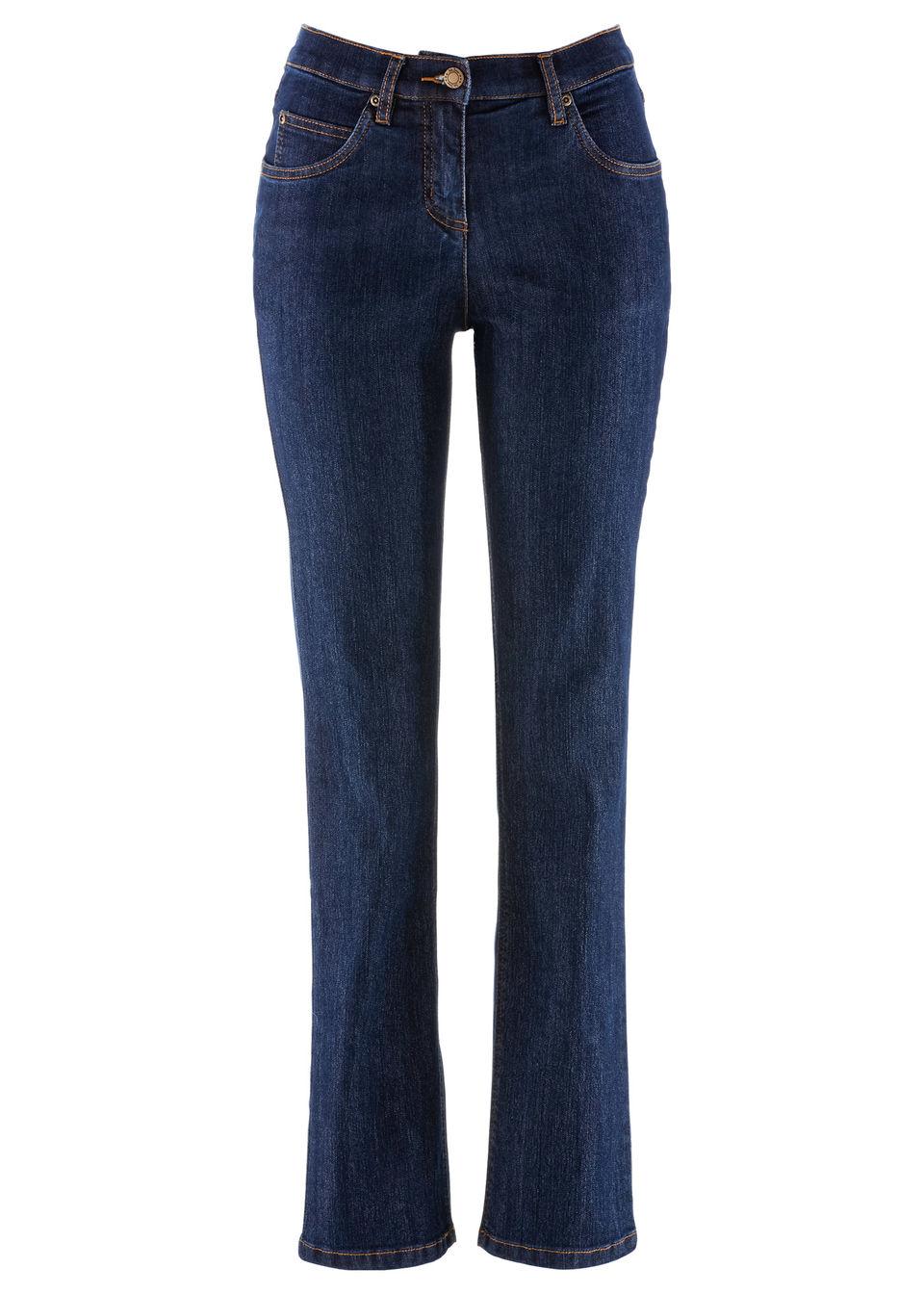 Удобные джинсы-стретч STRAIGHT
