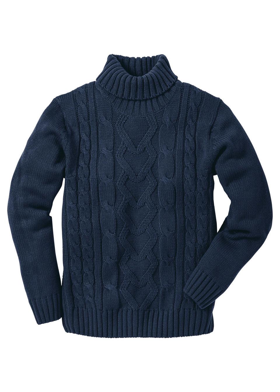 Пуловер Regular Fit от bonprix