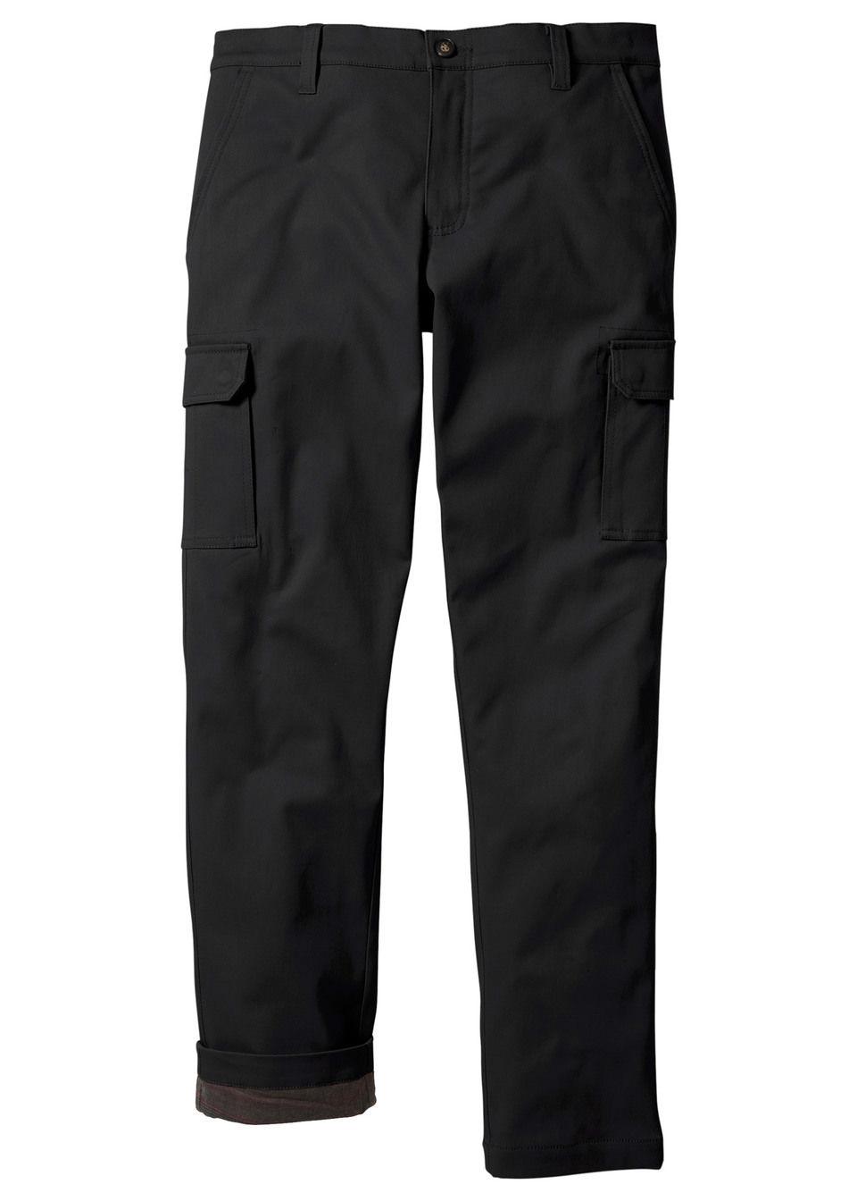 Pantaloni termo bonprix