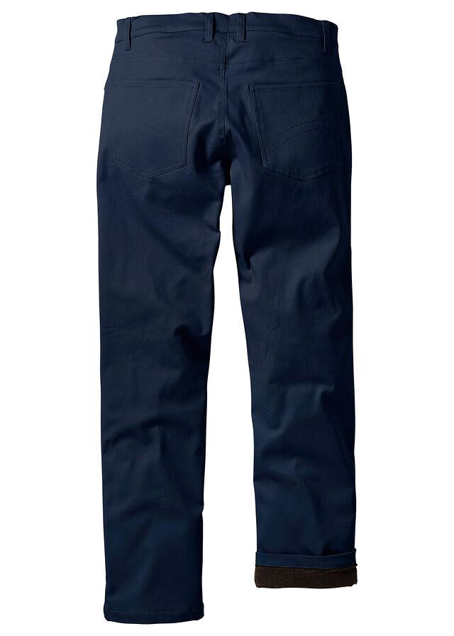 pret nebun priză cumpărare acum Pantaloni cu stretch albastru închis bpc • 149.9 lei • bonprix
