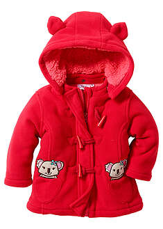 Jachetă bebe din fleece bpc bonprix collection 53