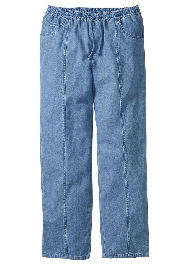 Брюки без застежки Classic Fit нежно-голубой • 599.0 грн • bonprix eae9137965ca3
