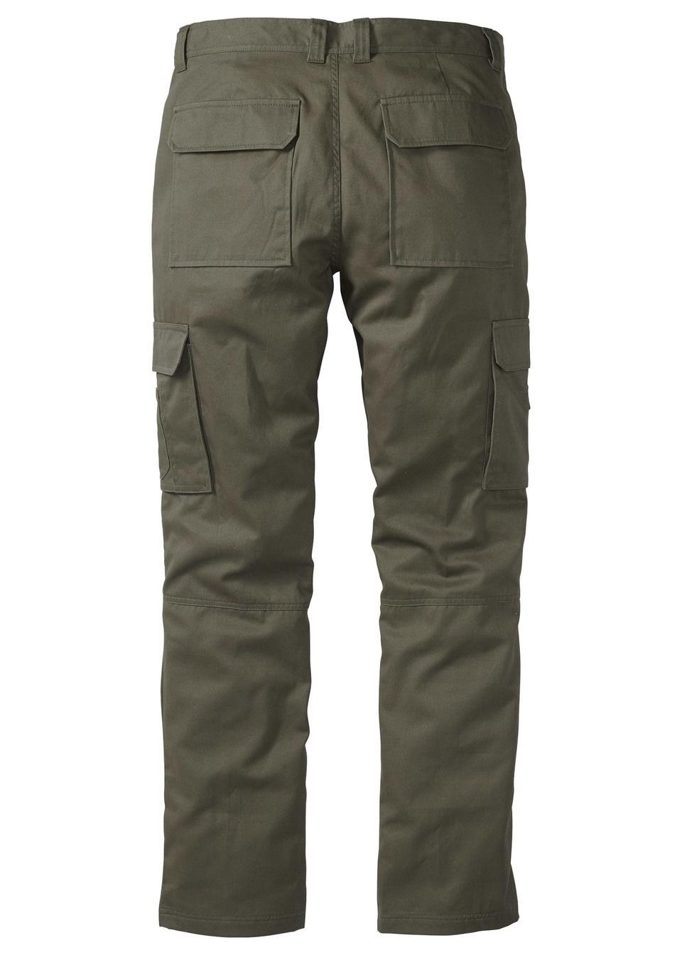 Pantaloni Cargo cu teflon, Regular Fit bonprix