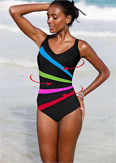 Costum de baie modelator, nivel 3-bpc bonprix collection