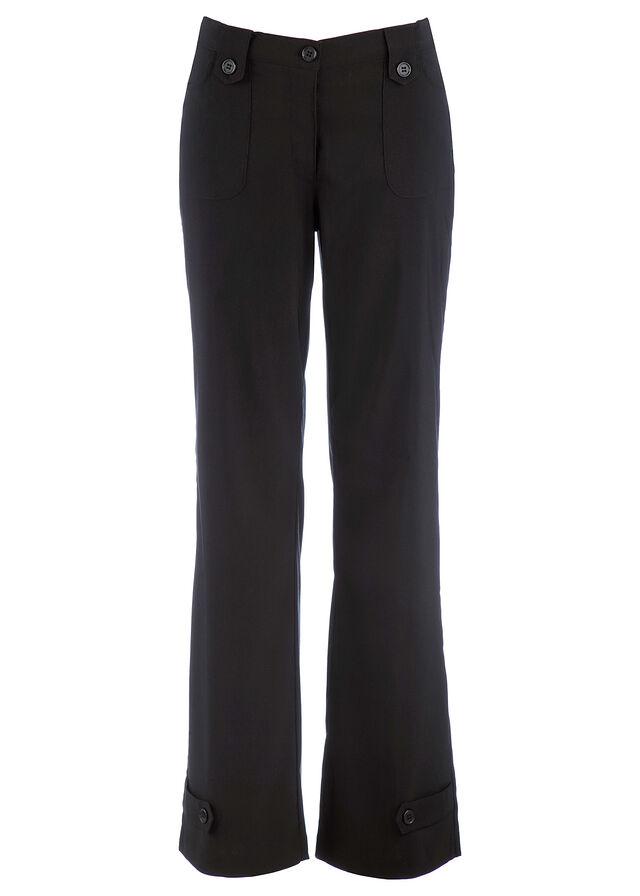 c4c99cdcf5c1d Spodnie z bengaliny