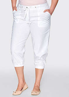 Pantaloni 3/4 cu in bpc bonprix collection 37