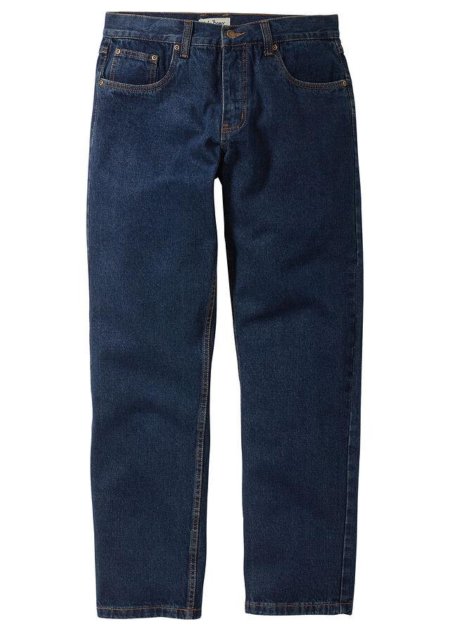 b4621ca3a1a Джинсы Regular Fit Straight темно-синий • 599.0 грн • bonprix