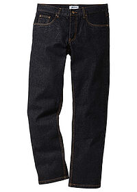 Regular Fit farmer, Straight fekete John Baner JEANSWEAR 0