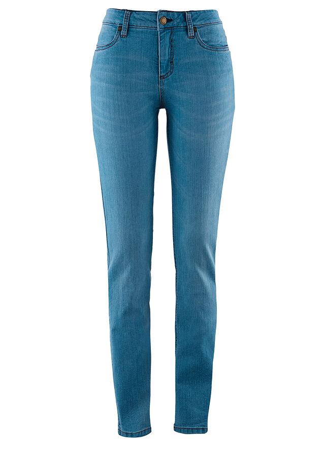 8ac6e76637d Удобные джинсы-стретч SKINNY синий • 439.0 грн • bonprix