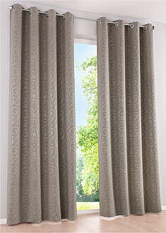 Draperie de întunecare (1buc/pac)-bpc living bonprix collection