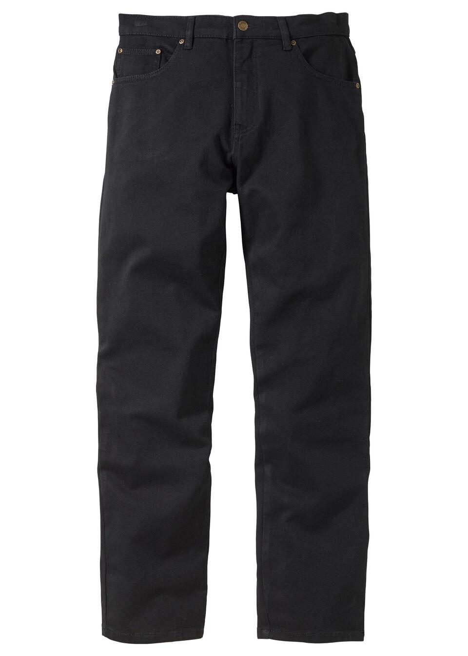 Jeanși stretch Classic Fit, drepţi bonprix