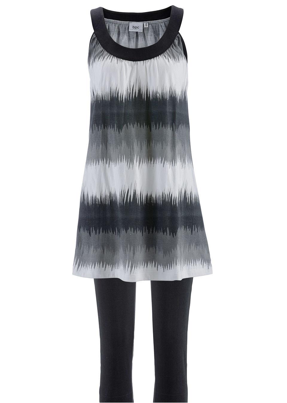 Платье + легинсы-капри (2 изд.) от bonprix