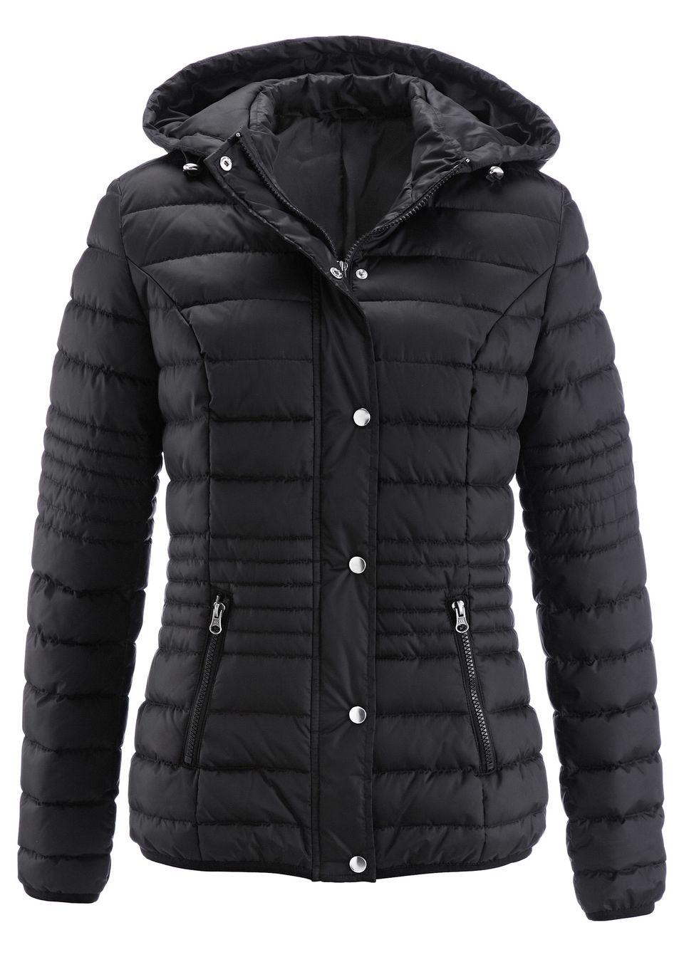Стеганая куртка на ватиновой подкладке от bonprix