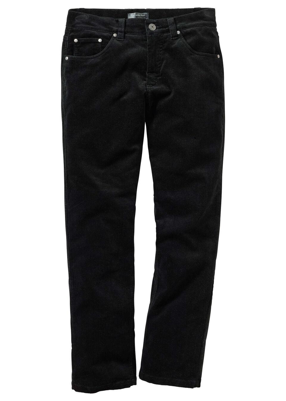 Pantaloni raiaţi Regular Fit bonprix de la bpc selection
