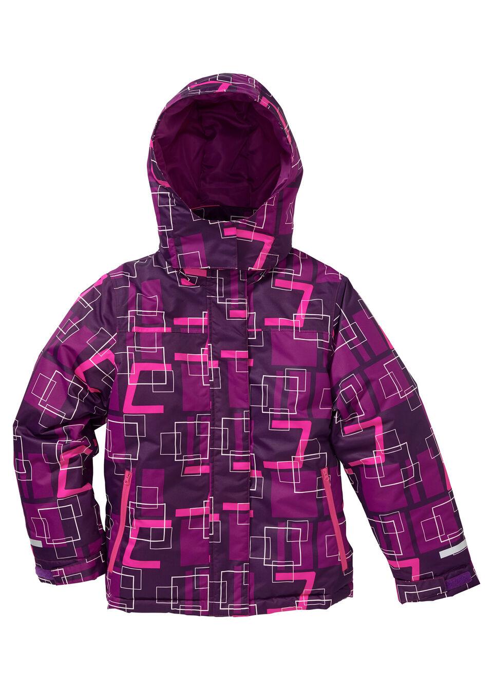 Лыжная куртка из непромокаемого материала с воздухопроницаемым эффектом