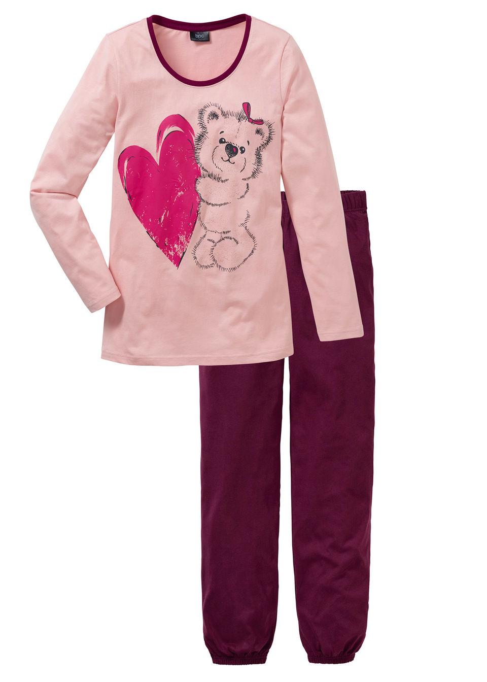 Costum de pijama bonprix