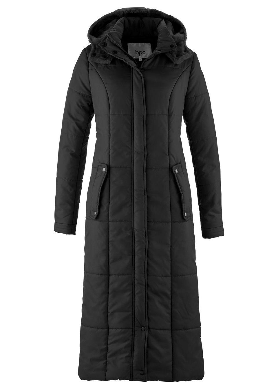 8e3a34c27 Ľahký prešívaný kabát, dlhý bonprix