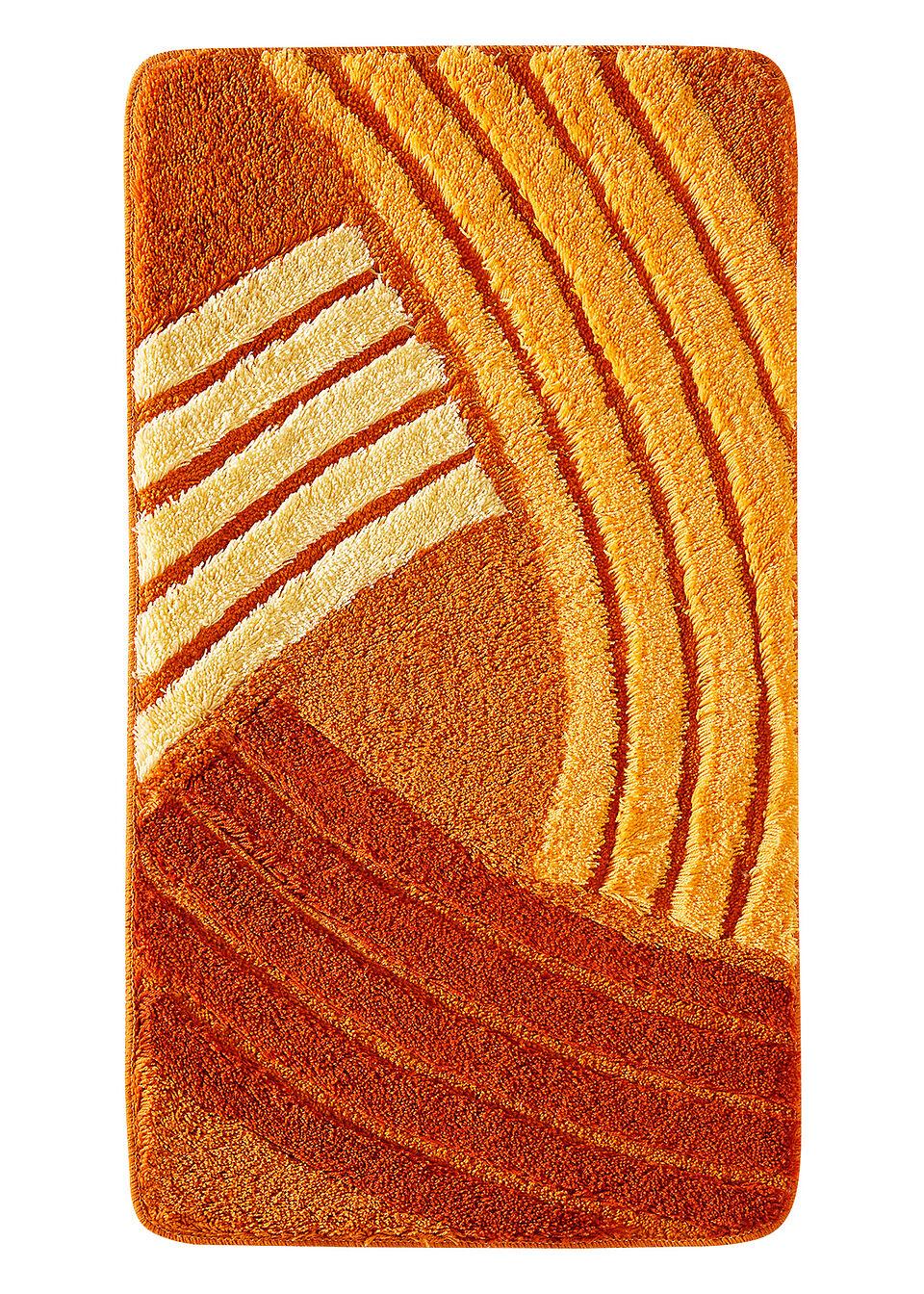 Коврик для ванной «Финья», Оранжевый