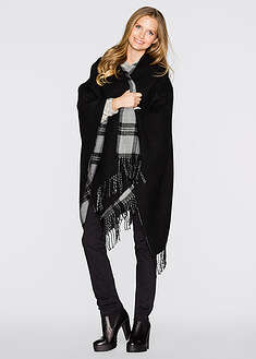 Poncho dwustronne bpc bonprix collection 18