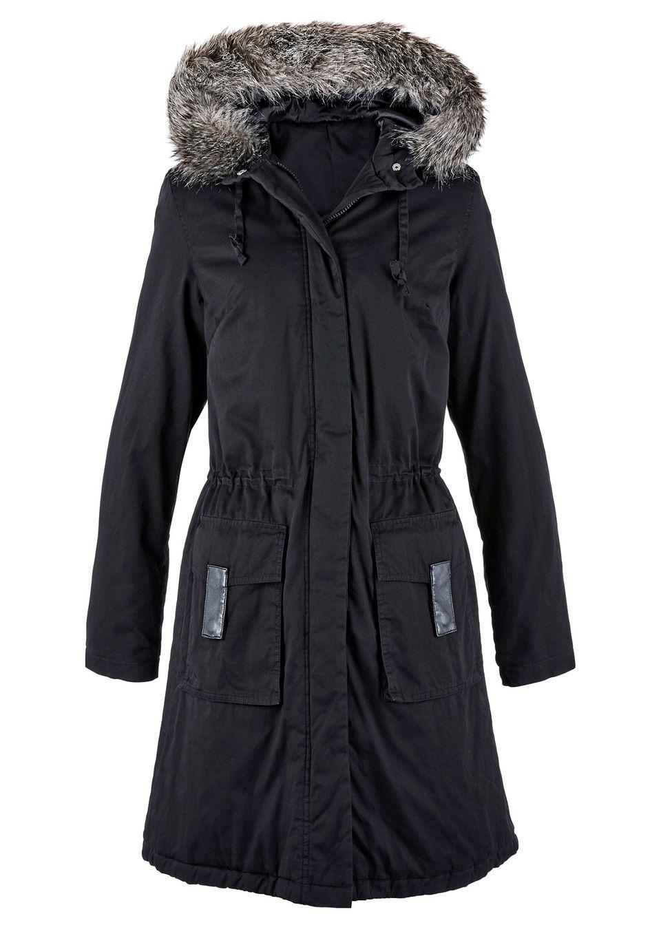 Куртка-парка от bonprix