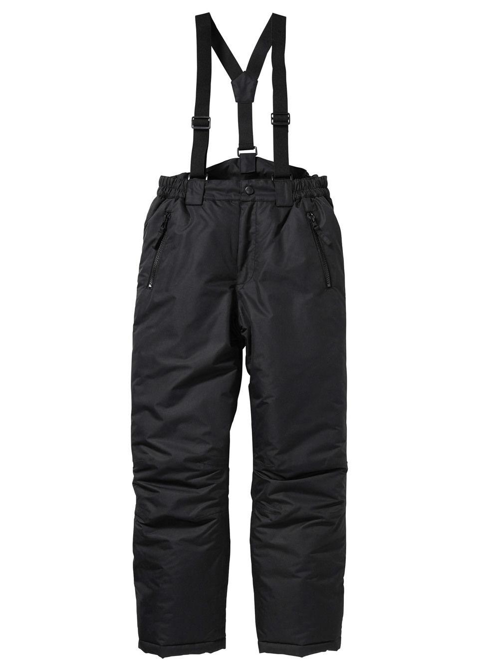 Pantaloni ski bonprix