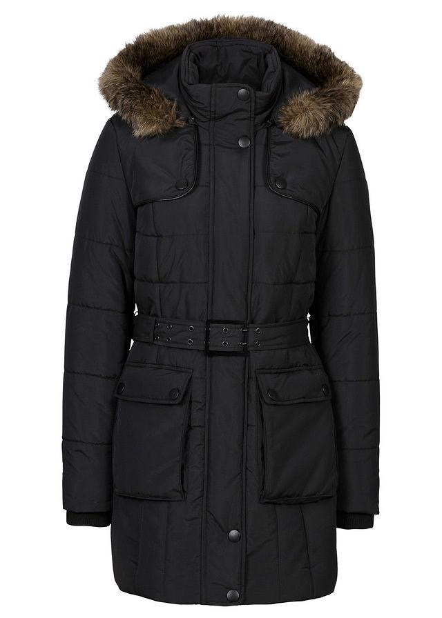7638739bb8 Téli kabát fekete Hossza minden méretben • 16999.0 Ft • bonprix