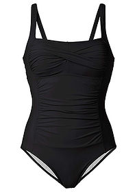 Costum de baie modelator nivel 3 negru bpc bonprix collection 0