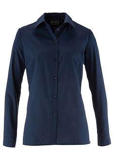 Bluzka ciemnoniebieski Klasyczny